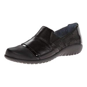 Naot Miro Slip-On Leather Loafer Closed Toe Clog